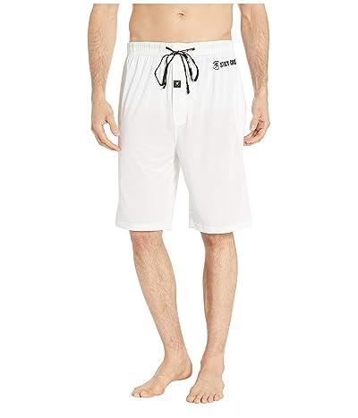 Stacy Adams Regular Sleep Shorts (White) Men