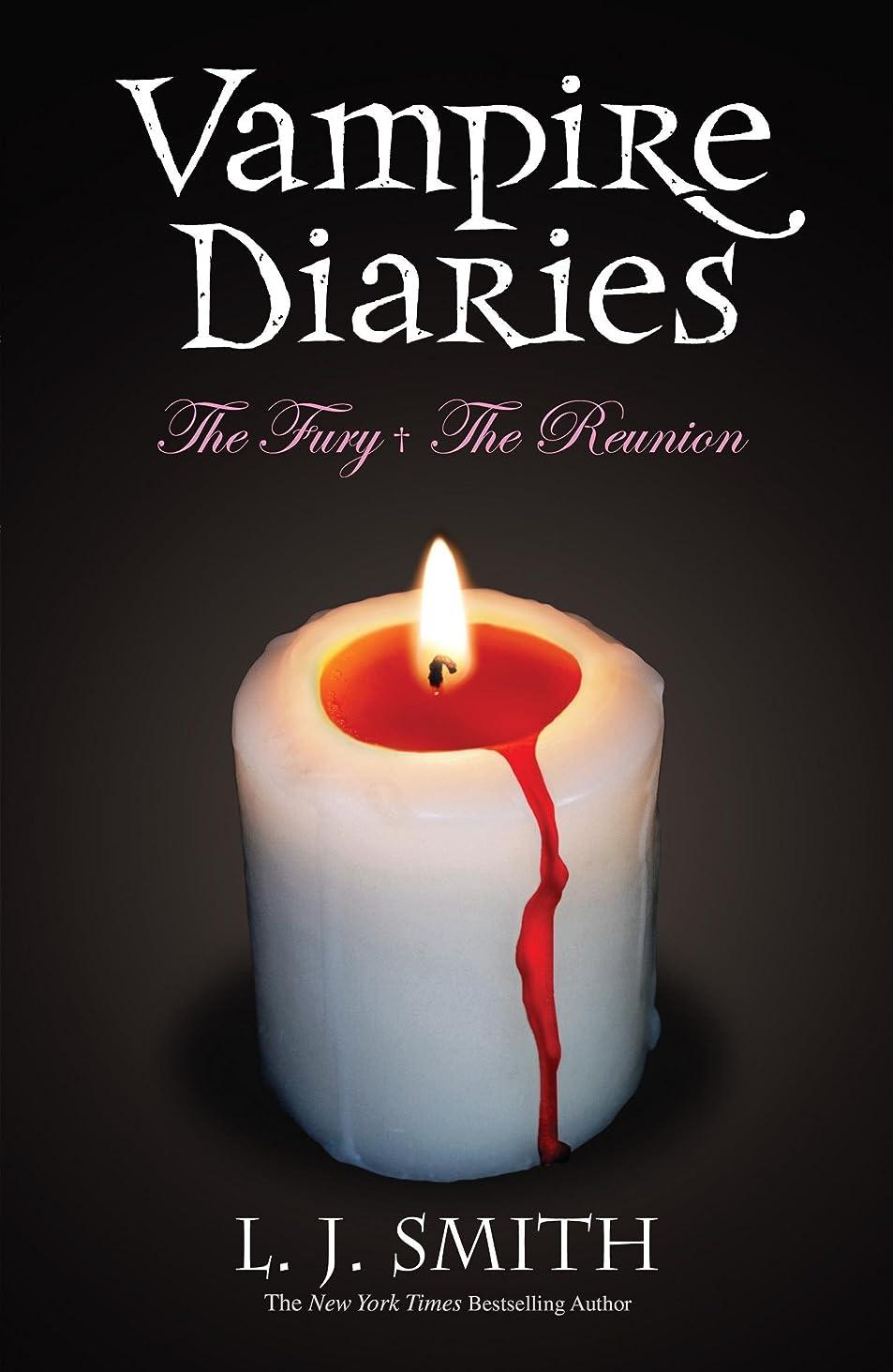 スポーツをする前述の怖がらせるThe Fury: Book 3 (The Vampire Diaries: The Return) (English Edition)