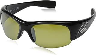 Men's Hard Kore Polarized Shield Sunglasses