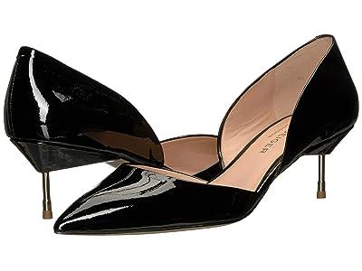 Kurt Geiger London Bond 60 (Black Patent) High Heels