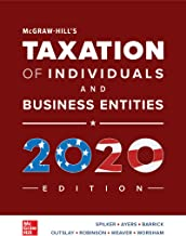 Loose Leaf for McGraw-Hill's Taxation of Individuals and Business Entities 2020 Edition