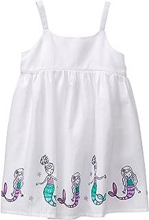 Gymboree Girls' Toddler Mermaid Border Dress
