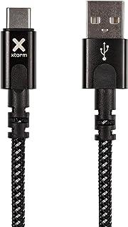 Xtorm CX2061 USB cable 3 m 2.0/3.2 Gen 1 (3.1 Gen 1) USB A USB C Black - Xtorm CX2061, 3 m, USB A, USB C, 2.0/3.2 Gen 1 (...
