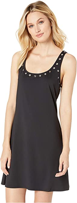 Grunge Luxe Tank Cover-Up