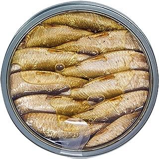 MW Polar Brisling Sardines, Smoked In Olive Oil, 4.23 Oz, 12Count