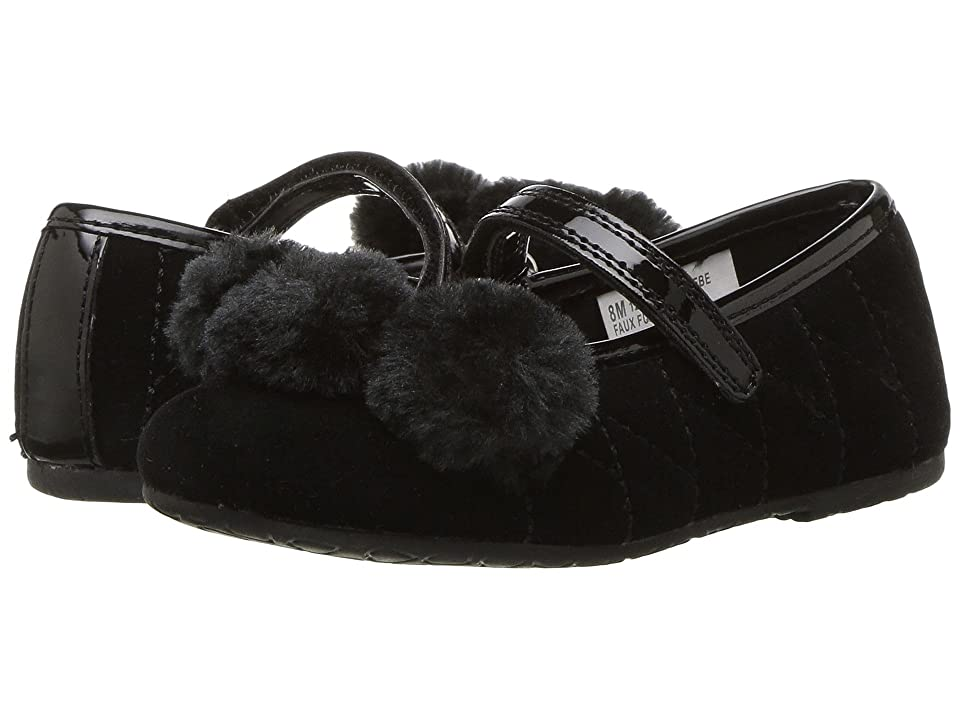 Rachel Kids Lil Phoebe (Toddler) (Black Velvet) Girl