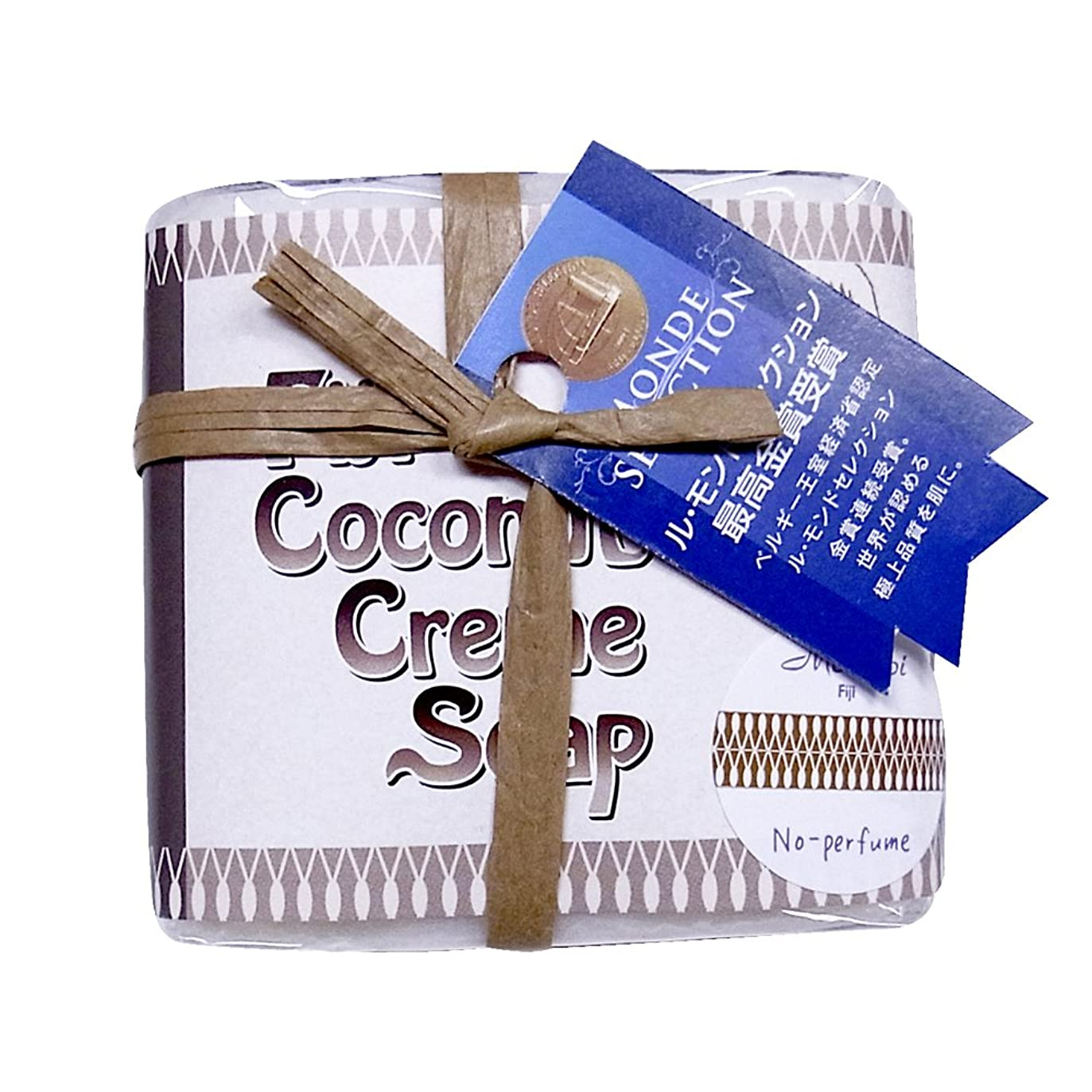 抽選メドレー支払いモコソイソープ 無香料 (紙巻きタイプ) 100g