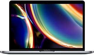 Apple MacBook Pro 2020 Model (13-Inch, Intel Core i5, 1.4Ghz, 8GB, 256GB, Touch Bar, 2 Thunderbolt 3 Ports, MXK32), Eng-KB...