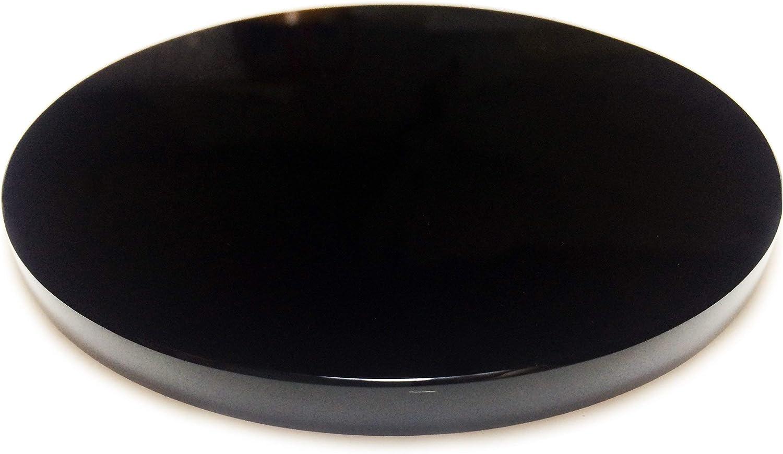 Polar Jade Negro Obsidiana para Espejo
