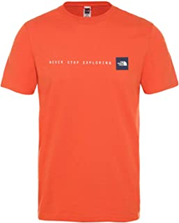 North Face Never Stop Exploring Short Sleeve T-Shirt