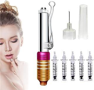 Hyaluronzuur-pennenset, hogedruk-hyaluronzuur-pen, spuit voor het verwijderen van rimpels in wallen onder de ogen, 1x hyal...