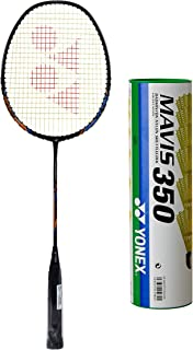 Yonex Nanoray Light 18i Graphite Badminton Racquet (77g, 30 lbs Tension)