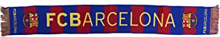 Gebreide sjaal nr. 26 FC Barcelona 1899 - gelicentieerd product - 100% acryl - afmetingen 140 x 20 cm.