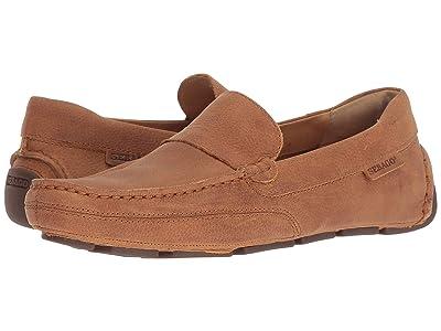 Sebago Kedge Venetian (Tan Leather) Men
