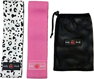 Ryan Read Booty Bands for Booty Workouts- Heavy-Duty Resistance Bands utilize Non Slip, Fabric Loop Material That Exercise...