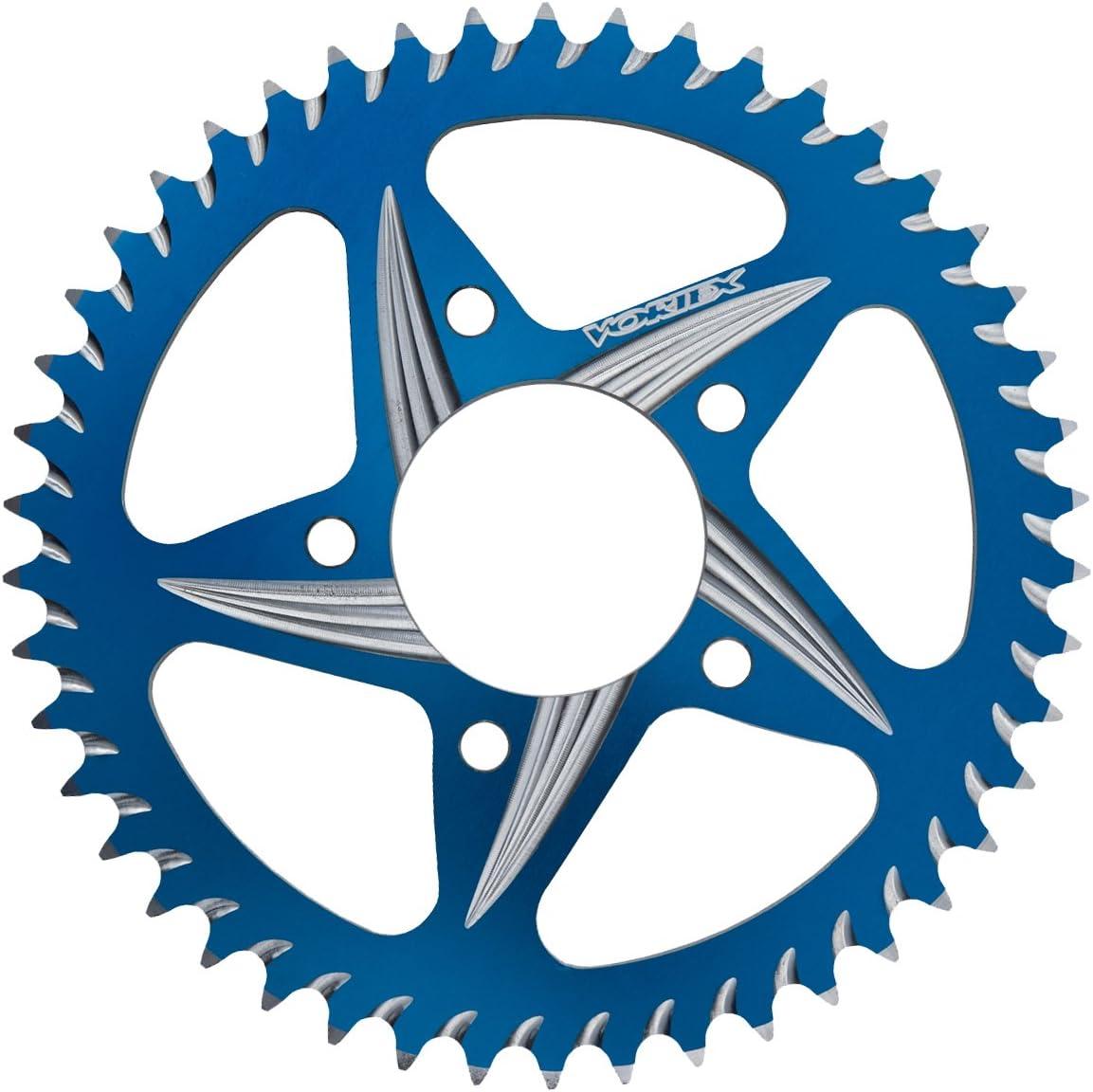 WEB限定 Vortex 452AZB-45 Blue 45-Tooth 520-Pitch Rear Sprocket 希少