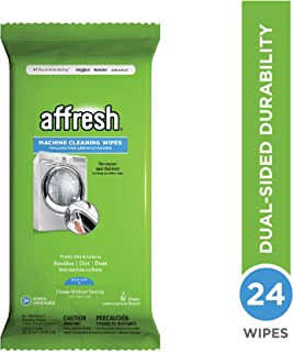 Affresh W10355053 Washing Machine Wipes, 1 Pack, white