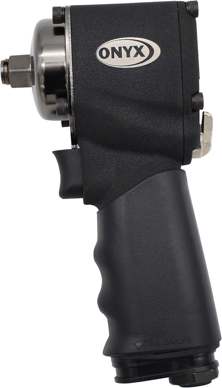 "Astro Pneumatic Tool 1822 ONYX ½"" Nano Impact Wrench"