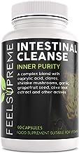 Intestinal Cleanse – 90 Capsules -Feel Supreme Estimated Price : £ 25,00