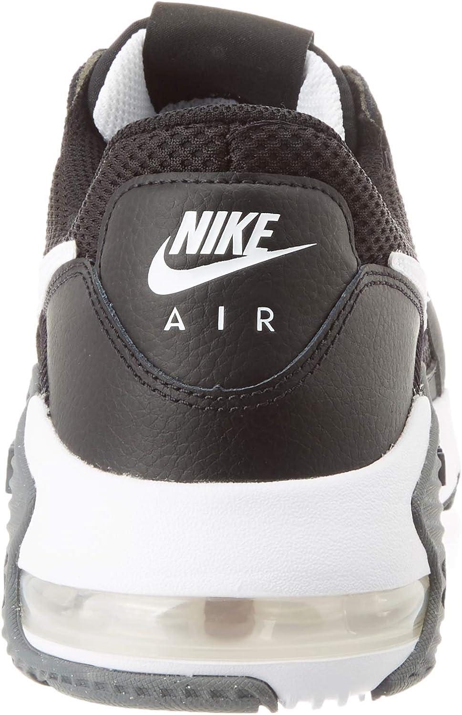 Nike Air Max Excee, Basket Homme Black White Dark Grey