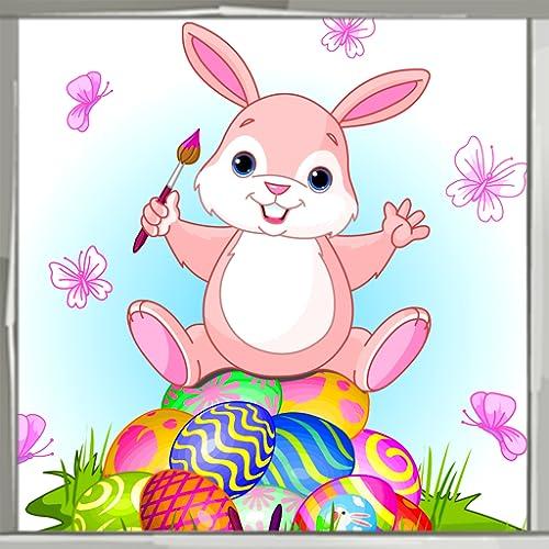 Libro de colorear de Pascua