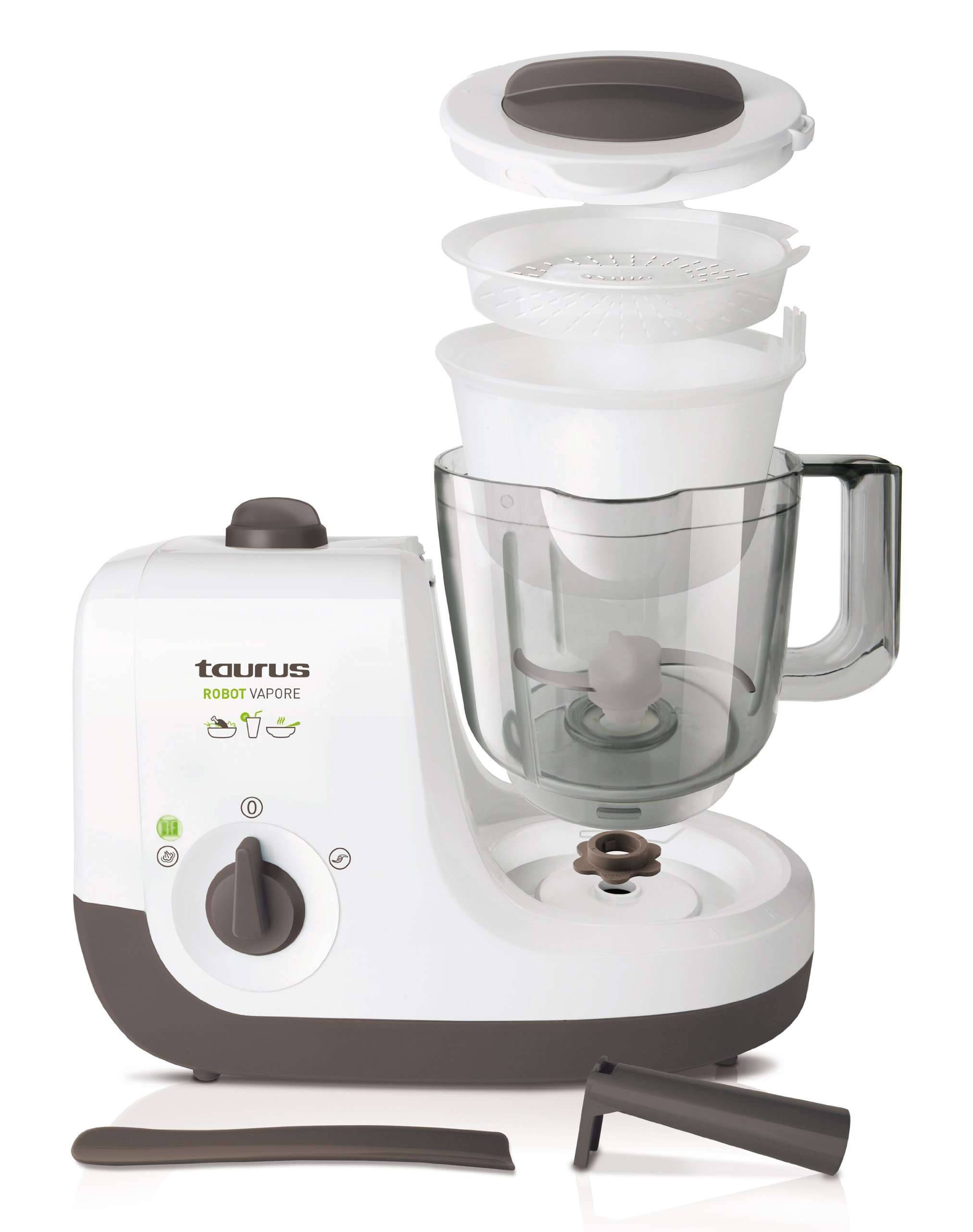 Taurus Robot Vapore - Robot de cocina al vapor (Reacondicionado Certificado): Amazon.es: Hogar