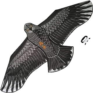 comprar comparacion Sun Kites Gran Cometa De águila Negra para Niños y Adultos - Gran envergadura y diseño Realista - Muy fácil de Volar - Se ...