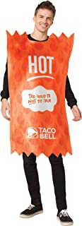 Taco Bell Hot Packet Costume