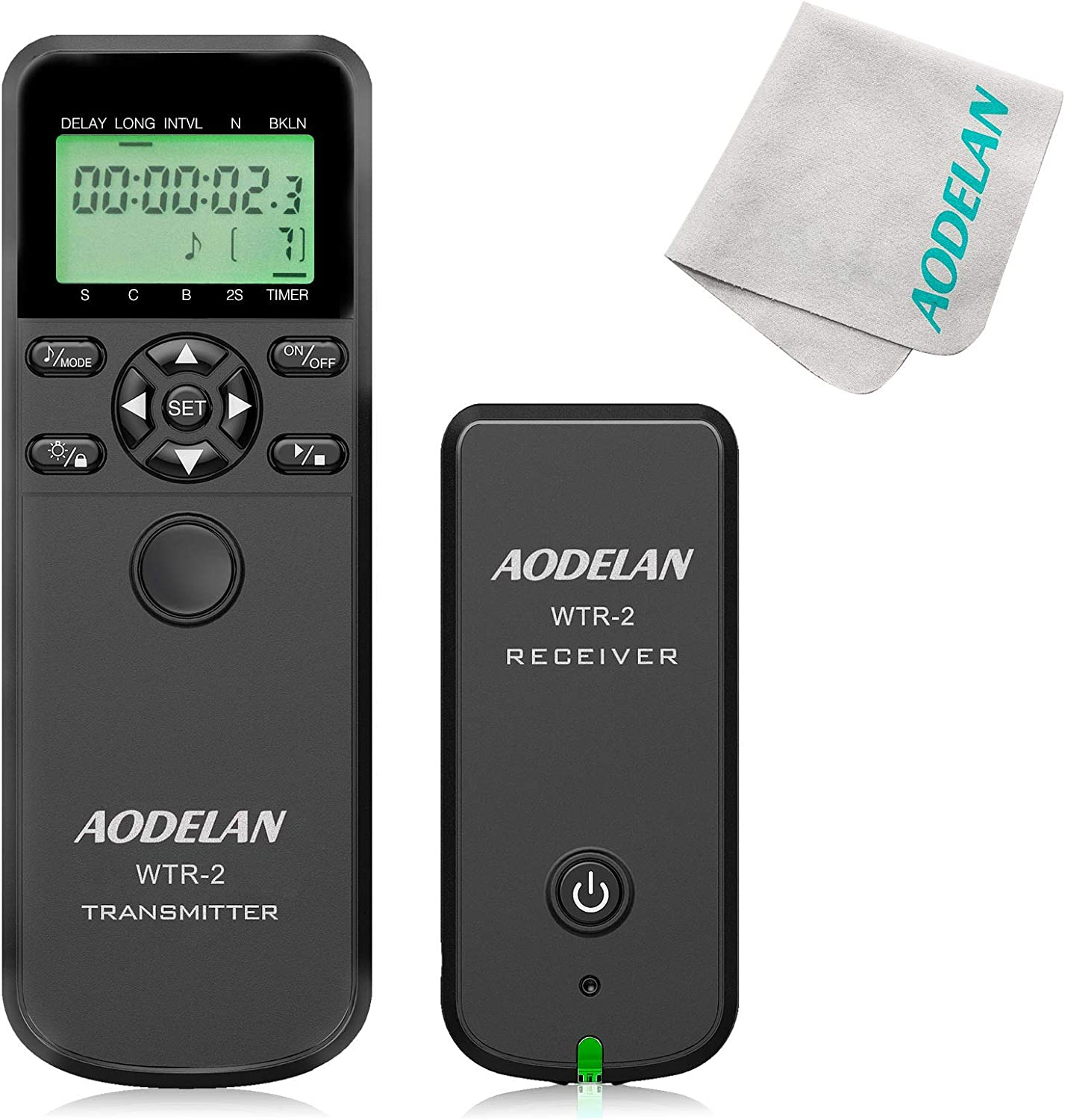 Wireless Sale special price Remote Control Max 61% OFF Shutter Release Lens Intervalometer with