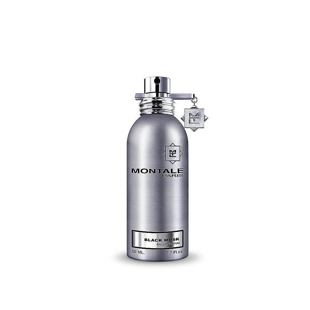 居間唯一レジデンスモンタル Black Musk Eau De Parfum Spray 50ml/1.7oz並行輸入品