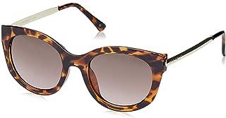 Seafolly Women's Long Beach SEA1612599 Cateye Sunglasses,Dark Tort,51 mm
