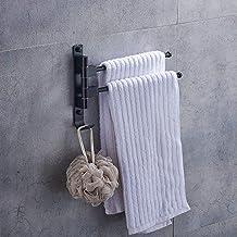 MBYW moderne minimalistische hoge dragende handdoek rek badkamer handdoekenrek Badkamer recreatieve handdoek bar dubbele s...