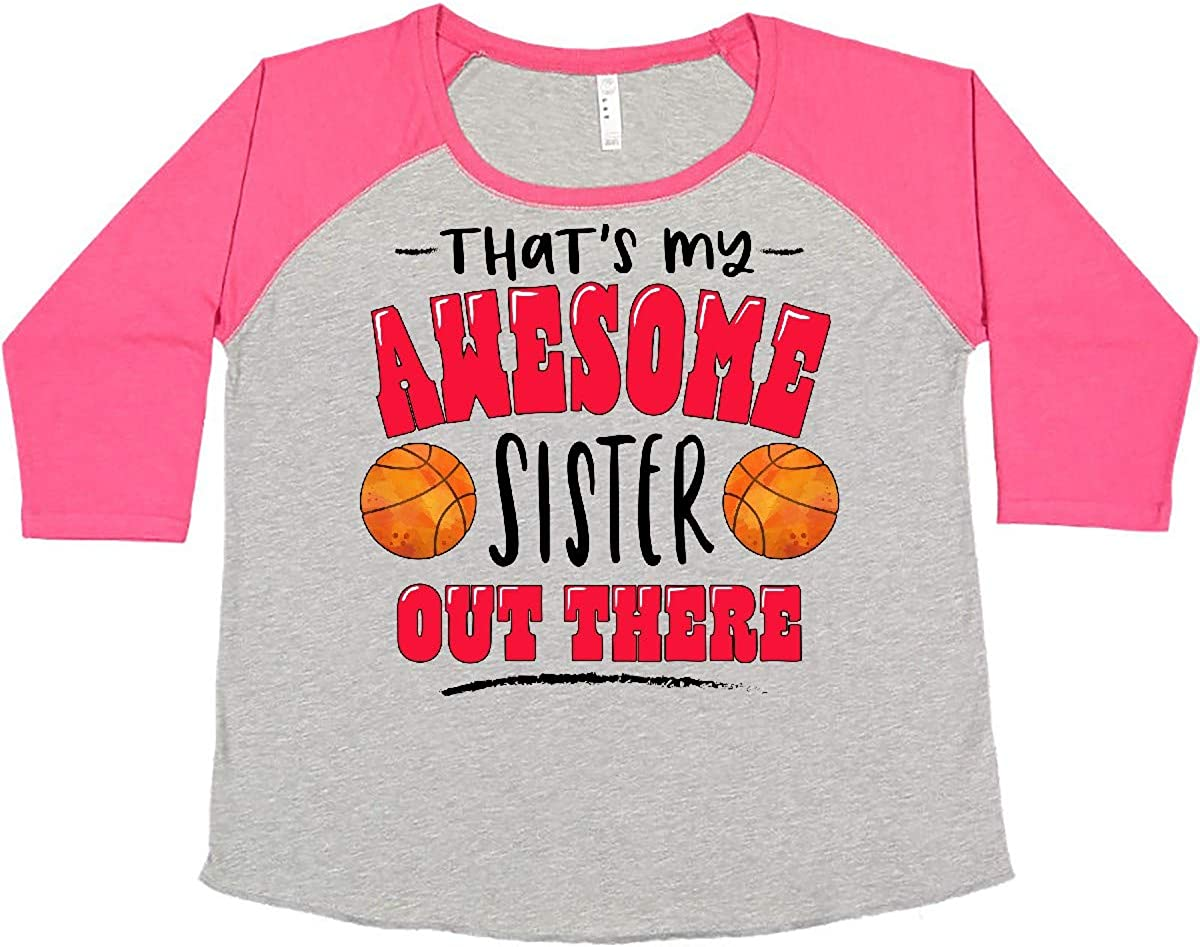 inktastic That's My Awesome Max 87% OFF Sister Washington Mall Out Women's Plus S There with