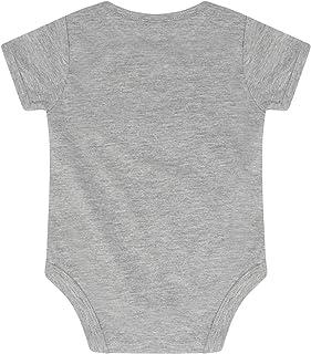 Larkwood Baby Boys/Girls Essential Short Sleeve Bodysuit