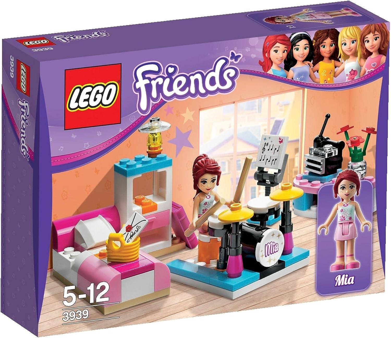 LEGO Friends 3939 Mia's Bedroom  Music
