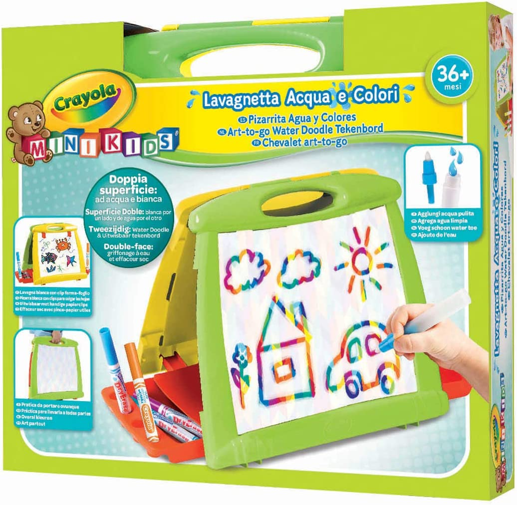 Crayola Mini Kids Chalkboard Water Surface: Double Colors San Francisco Mall and W Ranking TOP19