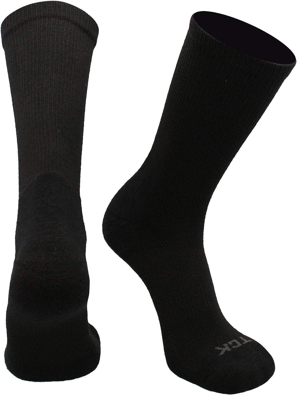 TCK Blister Resister Socks for Men and Women - Crew Length