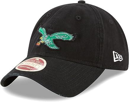 premium selection 288cb d5e0c New Era Philadelphia Eagles NFL Historic 9Twenty Rugged Patch Adjustable Hat