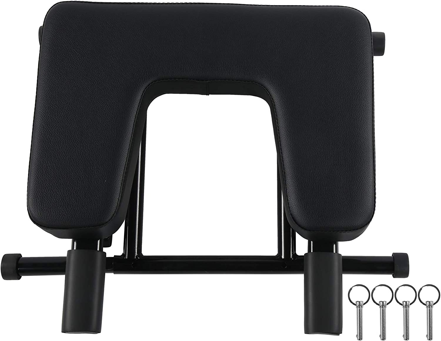 FECAMOS Head Stand Chair Yoga Headstand Albuquerque Mall for Home Attention brand F Stool Folded