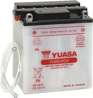 Yuasa YUAM2212Y YB12A-A Battery