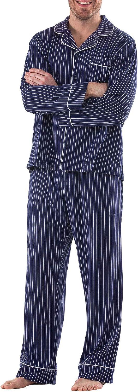 wholesale PajamaGram Classic Minneapolis Mall Mens Pajamas Set - Cotton Men
