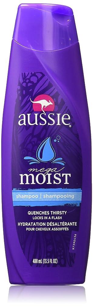 宮殿他のバンドでぐるぐるAussie Moist Shampoo 400 ml (3-Pack) (並行輸入品)