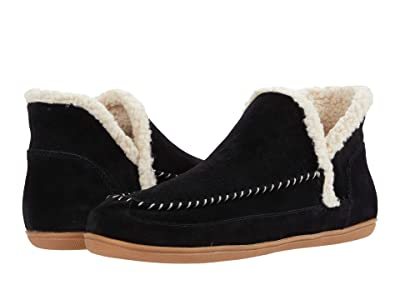 Blondo Serene (Black Suede) Women