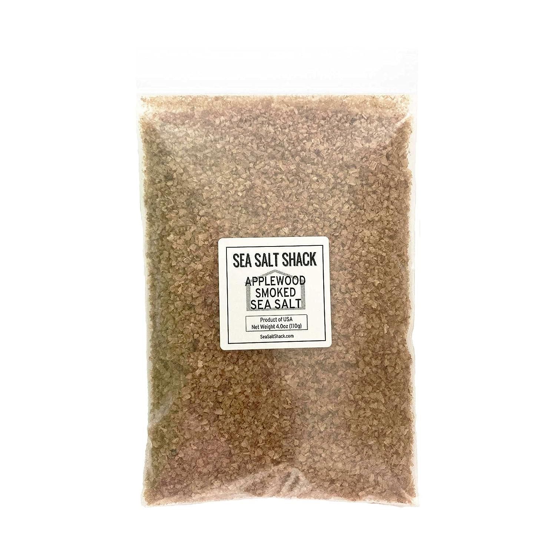 Sea Salt Shack | Applewood Smoked Sea Salt (4oz)