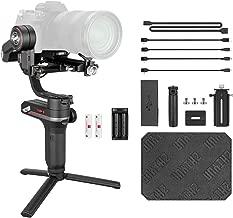Zhiyun Weebill S 3-Axis Handheld Camera Gimbal Stabilizer for DSLR &Mirrorless Camera Canon 5DIV 5DIII EOS R Sony A7M3 A7R3 A7 III A9 Panasonic S1 GH5s BMPCC 4K Nikon Z6