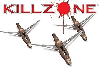 NAP Killzone Maxx Mechancial Broadhead 100 Grain Two Blade 2 3/8