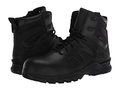 Timberland PRO Hypercharge 6 Composite Safety Toe Waterproof (Black) Men