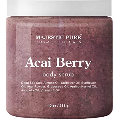 Majestic Pure Acai Berry Body Scrub