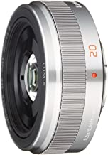 Panasonic Lumix G 20mm/f1.7 Ii Asph. H-h020a-s Lens - International Version (No Warranty)