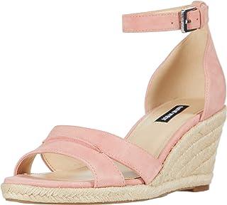 NINE WEST Jabrina Espadrille Wedge Sandal Melba 10
